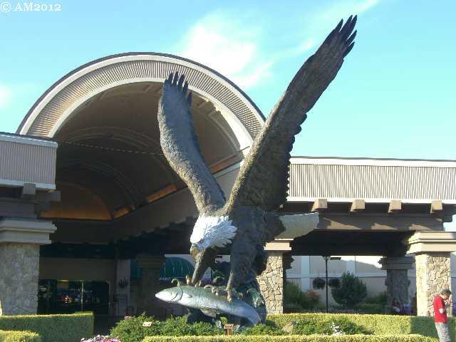 Eagle casino oregon