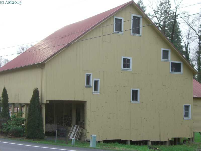 Howards Mill at Mulino, Oregon.